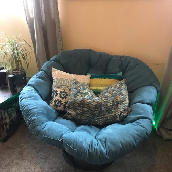 Ikea Accents Papasan Cushion Poshmark